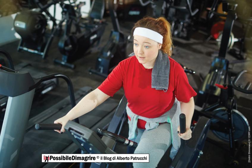Ecco un buon modo per NON dimagrire: allenarsi (troppo)